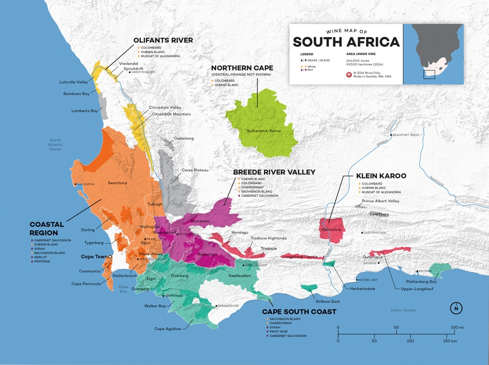 South-Africa-wine-map